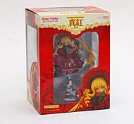RozenMaiden Ruby 18CM Figuras de Ação Anime modelo Brinquedos boneca Toy