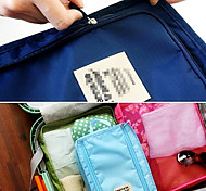 Portable Fabric Travel Storage/Packing Organizer for Clothing 32*20*13