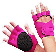 Rubber Semi Finger Gloves for Boating/Cycling and so on(Random Colors)