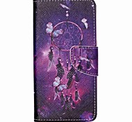 For Acer Case Card Holder / with Stand / Flip / Pattern Case Full Body Case Dream Catcher Hard PU Leather for Acer