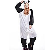 New Cosplay® Panda Polar Fleece Adult Kigurumi Pajama(without Shoes)
