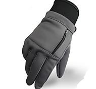 Al aire libre Unisex Guantes Deportes recreativos Listo para vestir / Mantiene abrigado / A prueba de resbalonesPrimavera / Otoño /