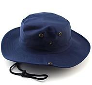 Gorro para el Sol Sombrero Alta transpirabilidad / Materiales Ligeros / Suave Unisex Verde Militar / Caqui Claro / Beige / Camuflaje100%