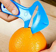 Orange Lemon Pastry Cutter Clip Random Color