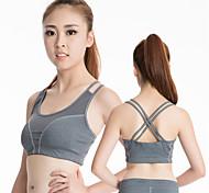 New Fashion Sport Yoga Bra Tops for Running Gym Workout Woman Yoga Clothing Yoga Shirts Vest Bra