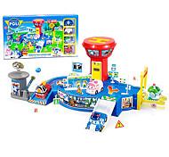 Formwandler Roboter aus Kunststoff für Kinder über 3 Puzzle Spielzeug