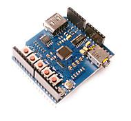 usb-sd escudo mp3 para tarjeta de expansión arduino