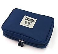 Fashion Portable Fabric Toiletry Bag/Travel Storage for Travel 20*14*6cm