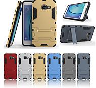многоцветные ПК + TPU комбо телефон случае для Samsung Galaxy a3 (2016) (ассорти цветов)