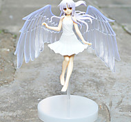 AngelBeats Kanade Tachibana 24CM Anime Action Figures Model Toys Doll Toy