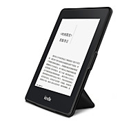 Magnetic Leather Case Cover For Amazon Kindle Paperwhite1 2 3  6inch Ereader Stand Case