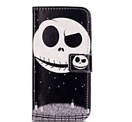 clever and lovely child Pattern PU Leather Case with Card Slot and Stand for iPhone 6/iPhone 6S