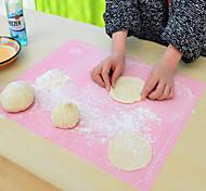 nuovo pad di taglio di rotolamento di calibrazione fondente torta di pasta di argilla opaco taglio carta da cucina