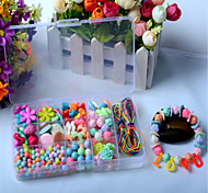 Children's Educational Toys 15 Beaded Jewelry Box