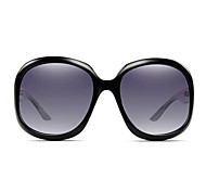 Sunglasses Women's Modern / Fashion Rectangle Bright Black Sunglasses Full-Rim