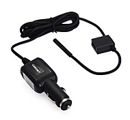 Portable Car Charger Power Adapter For Microsoft Surface Pro 3 12 Inch Tablet