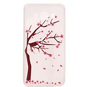 For Samsung Galaxy Case Glow in the Dark Case Back Cover Case Tree TPU Samsung J5 (2016)