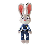 Zootopia Large Plush Office Judy Hopps Rabbit Toy 30cm