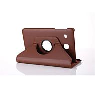 De nieuwe PU lederen flip beschermhoes voor de Samsung Galaxy Tab 8.0 e t377 t377v sm-t377 tablet beschermende omhulsel 8 inch