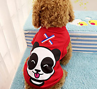 Lovely Animal Printing Pet Coat