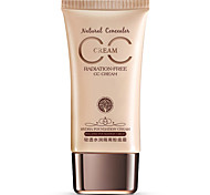Bioaqua®CC Cream Moisture/Whitening/Concealer/Waterproof/Uneven Skin Tone/Dark Circle Treatment 40g 1Pc