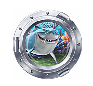 Videos Submarine Shark Fridge Magnet