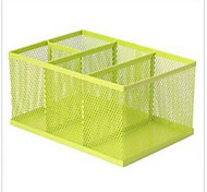 1PC Dazzle Colour Classic  Iron Multipurpose Desktop Box  Storage Box