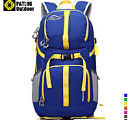 Backpack Camping & Hiking Waterproof / Rain-Proof / Multifunctional 40 L  Terylene / 600D Ripstop