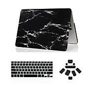 "3 in 1  Marble Full Body Case+ Keyboard Cover+Dust Plug for Macbook Pro 13""/15"""