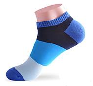 12 pares meias de algodão dos homens meias casuais de alta qualidade para a execução / yoga / fitness / futebol / golf