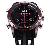 ASJ Luxury Brand Digital Electronics Army Military Sport Watch Multifunctional Orologio Waterproof Gift