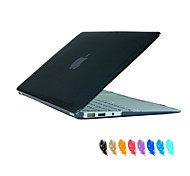 "Crystal Clear Full Body Case Cover for  MacBook  Air 11"" Retina13""/15""(Assorted Colors)"