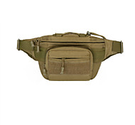 Camping Hunting Travel Hiking Bag Chest Pack Outdoor Military Tactical Waist Bag Molle System Tactical Pouch Fanny Pack