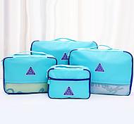 Travel Inflated Mat / Packing Organizer Waterproof Travel Storage Fabric