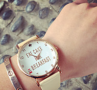 Women'S Watch Ballet Girl Quartz Watch Leather Quartz Wrist Watch Gift Idea Jewelry For Summer Cool Watches Unique Watches