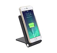 Wireless Charging Pad with Indicator Fast QI Slim Wireless Charger Cradle Wireless Single Launch Charge