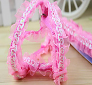 Lovely Lace Paillette Pet Harnesses
