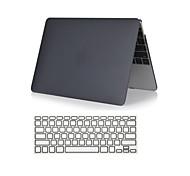 """mais novo 2 em 1 fosco plástico rígido caso de corpo inteiro com tampa do teclado para MacBook Pro 13 """"/ 15"""" (cores sortidas)"""