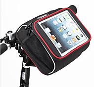 ROSWHEEL® Fahrradtasche 8LLFahrradlenkertasche / Fahrrad Kofferraum Tasche/Fahrradtasche Wasserdicht / Regendicht / Stoßfest / tragbar