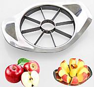 1 pièces Cutter & Slicer For Pour Fruit Plastique / Acier Inoxydable Haute qualité / Creative Kitchen Gadget / Nouveautés
