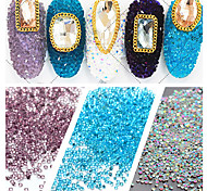 Cartoon / Lovely / Punk / Wedding Finger 3D Nail Acrylic Molds / Nail Jewelry Acrylic 1 8.1*6*0.5