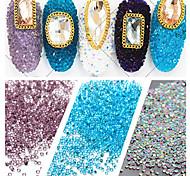 1-Bijoux pour ongles / Moules 3D en  acrylique pour ongles-Doigt- enBande dessinée / Adorable / Punk / Mariage-8.1*6*0.5