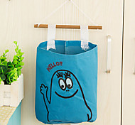 Oxford Cloth Colorful Bag Random Color