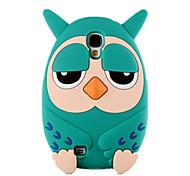 Cute Owl Silikon Cases für Samsung Galaxy i9500 S4 (verschiedene Farben)