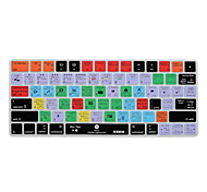 XSKN Adobe Lightroom CC Shortcut Keyboard Cover Silicone Skin for Magic Keyboard 2015 Version, US Layout