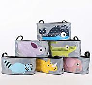 Travel Inflated Mat / Packing Organizer Waterproof Travel Storage Fabric Pink