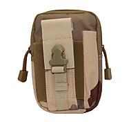 Outdoor Multi-functional Water-resistant Waist Bag - Desert Camo