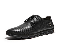 Aokang® Men's Super Breathable Leather Oxfords(black)