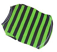 Собаки Футболка Зеленый Одежда для собак Лето Полоски