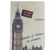 Places of Historic Interest Leather Case for Apple iPad mini 1/2/3 with Retina Display, Smart Cover for Apple iPad mini